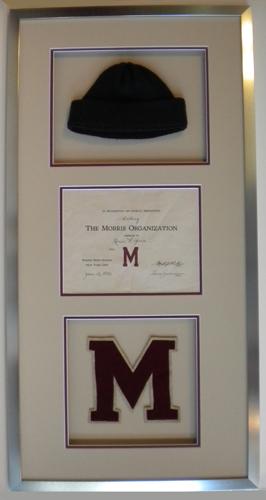 Hat, Certificate & Monogram