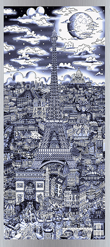 Midnight in Paris AP Blue