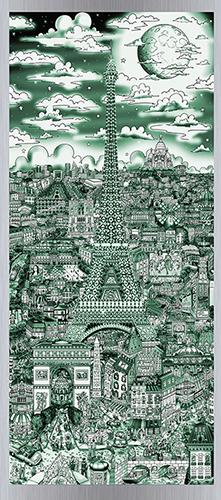 Midnight in Paris AP Green