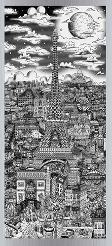 Midnight in Paris PR Black