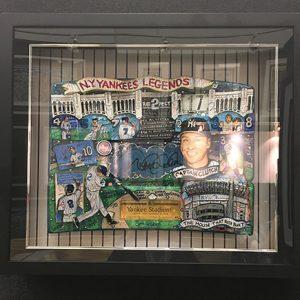 Yankee Stadium Seat Back Si