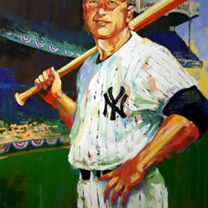 Mickey Mantle Triple Crown
