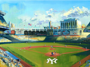 Yankee Stadium Commemorativ
