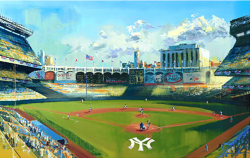 Yankee Stadium Commemorativ