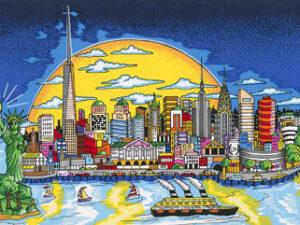 The Sun Shines on NY (Freed
