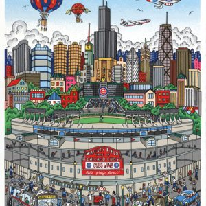 Wrigley Field: Home of the
