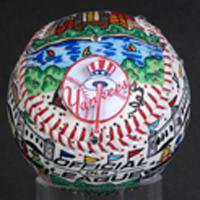 Fazzino Yankees Baseball