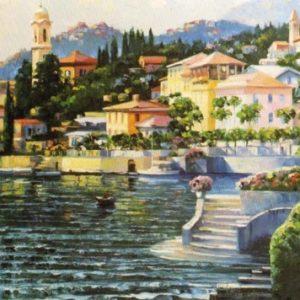 Recollections of Lake Como