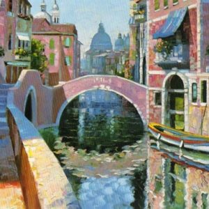 Reflections of Venice - Can