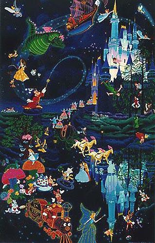 Tokoyo Disneyland - Remarqu