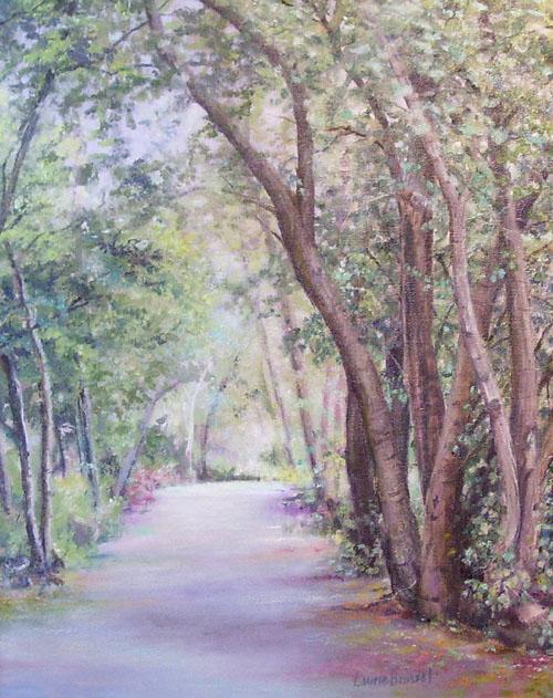 A Walk Thru the Woods 1