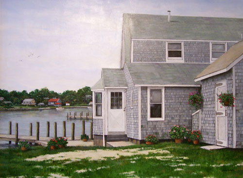 Cottage on the Bay