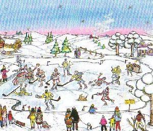 On The Ice (Hockey)