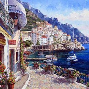 Amalfi Afternoon