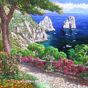 Capri (Painting)