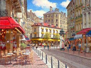 Rue De Soleil