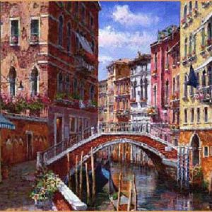 Springtime Venice
