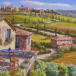 Tuscany (Painting)