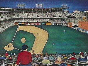 Old Ball Game (Ebbets Field