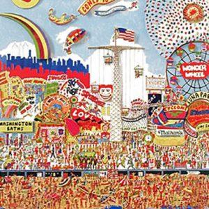 Coney Island Large
