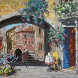 Archway by La Patatina