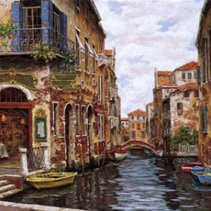 Dreams of Venice