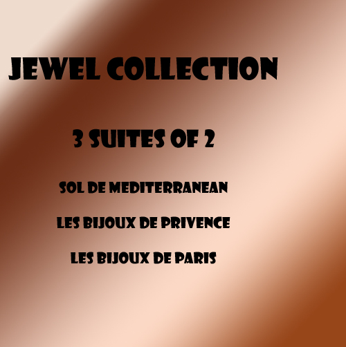 Jewel Collection 1 3 Suites