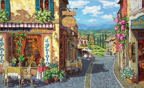 Summer in Tuscany