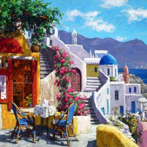 Afternoon Aegean Sea