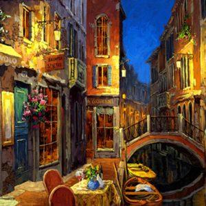 Venetian Rendezvous
