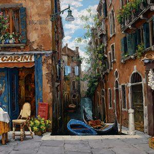 Venice in Bloom