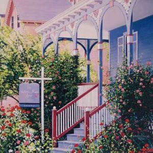 Victorian Rose Inn on Canva