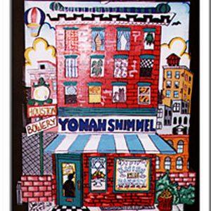 Yonah Schimmel Bakery