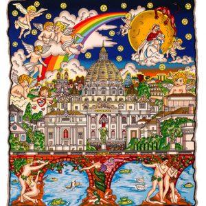 Gli Angeli Del Vaticano