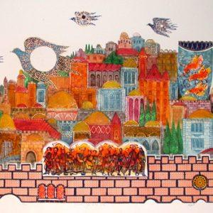 Jerusalem Joy to the World