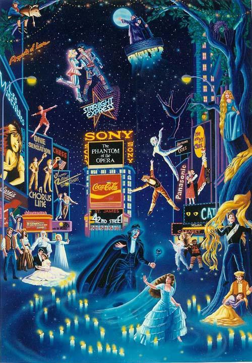 Broadway:Classics - Regular