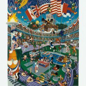 Olympic Centoonial - Regula