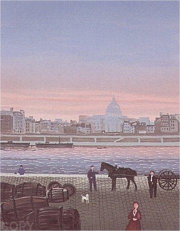 Bord de Seine A L Aube