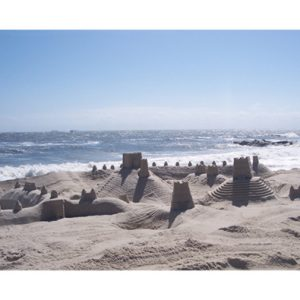 Fortress in the Sand- Small