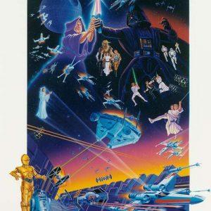 Star Wars 15th Anniversary