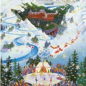 Winter Games 1988 - Regular