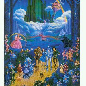 Wizard of Oz 50th Anniversa