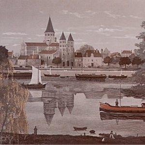L Abbaye de Paray le Monial