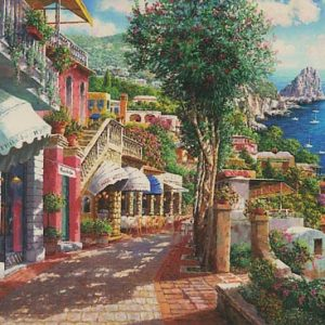 Afternoon in Capri