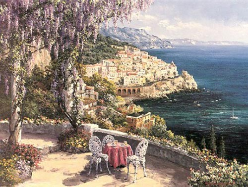 Amalfi Patio