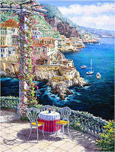 Amalfi Vista