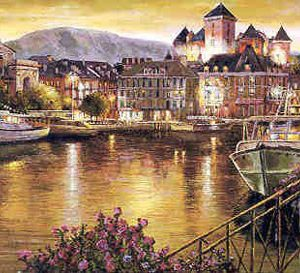 Annecy Night