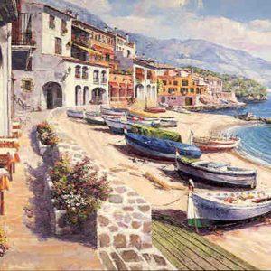 Boats of Callela