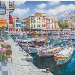 Cafe in Cassis