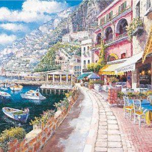 Dockside at Amalfi Large